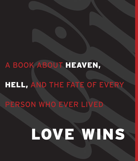 "Does ""Love Win"" for Luther?"