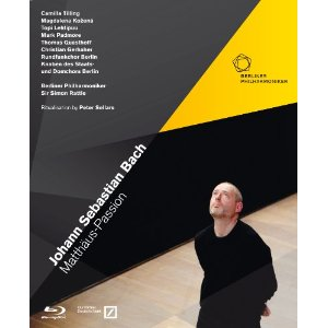 """A Bach """"Ritualization"""" — Review of a New DVD of the """"Passion according to St. Matthew"""""""