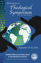 2014 Theological Symposium