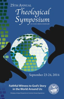2014 Theological Symposium