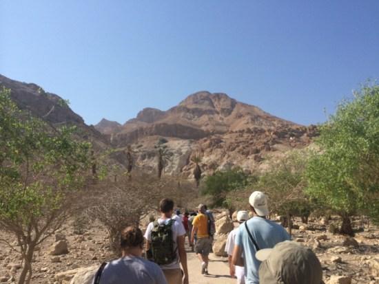 Israel trip 1