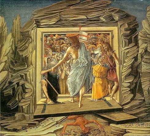 Harrowing of hell Giovanni