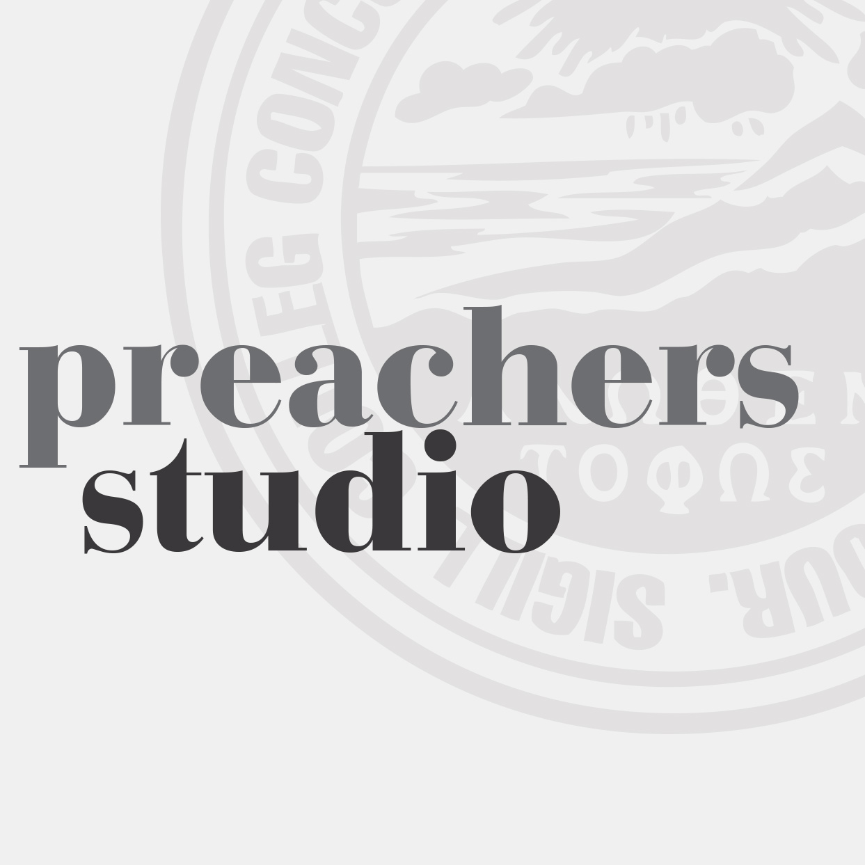Preachers Studio: Ron Rall