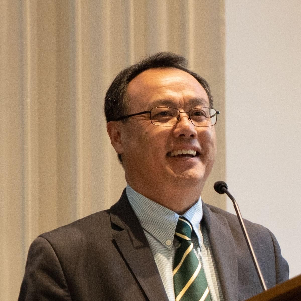 Laokouxang (Kou) Seying (1964-2019)