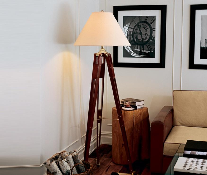 Ralph Lauren Architect Floor Lamp