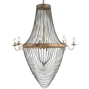 Lucien Chandelier, Large
