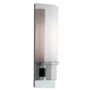 320-PC_Hudson Valley Walton Single Light Bath Sconce in a Polished Chrome Finish