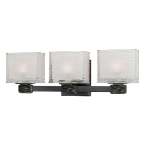 4663-OB_Hudson Valley Hartsdale 3-Light Bath Sconce in an Old Bronze Finish