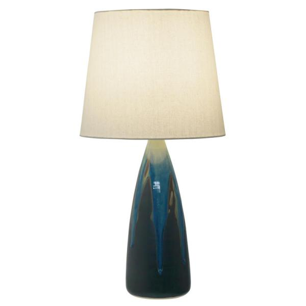 """GS850-KS_House of Troy Scatchard 25.5"""" Ceramic Table Lamp in a Kaleidoscope Finish"""