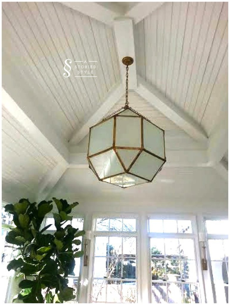 Visual comfort Morris Lantern - A Storied Style