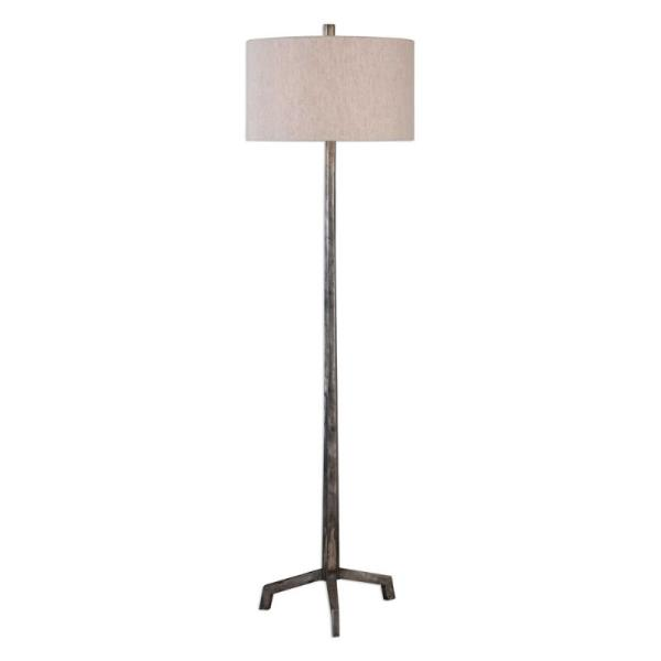 28118_Uttermost Ivor Cast Iron Floor Lamp