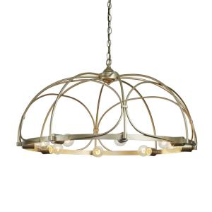 104220-84-Hubbardton Forge Arbor 8-Arm Chandelier