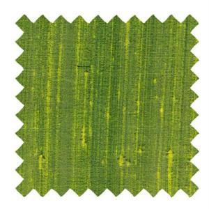L517 - Dupioni Silk Fabric in Lime Green