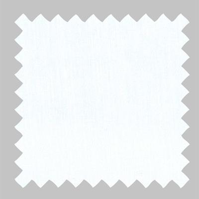 L518 - Tissue Shantung Fabric in White