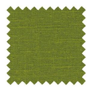 L524 - Textured Linen in Apple Green
