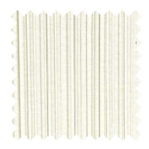 L850 - Mushroom Pleat in Bleached White