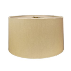 Shallow Drum Hardback Lampshades