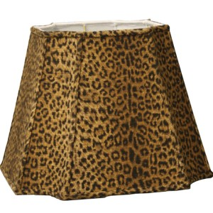 Inverted Cut Corner Square Hardback Lampshades