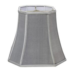 Cut Corner Square Bell Hardback Lampshades