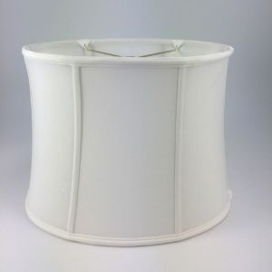 Drum Oval Silk Lampshades
