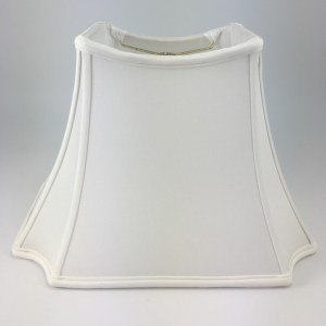 Gothic Rectangle Silk Bell Lampshades