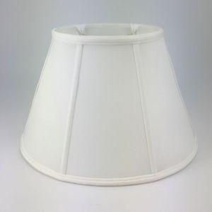 Oval Silk Empire Lampshades