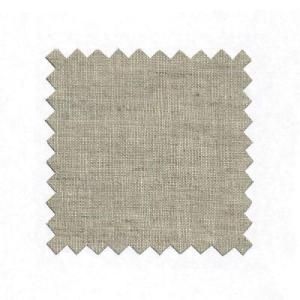 Dark Oatmeal Imported Linen