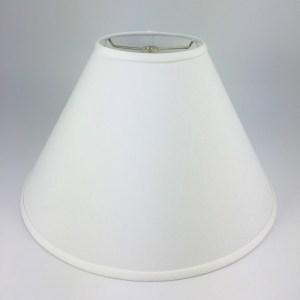Hardback Cone Lampshades