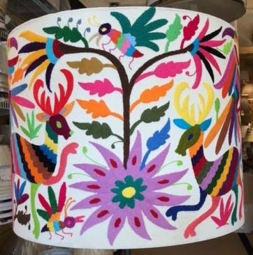Artwork Hardback Lampshade