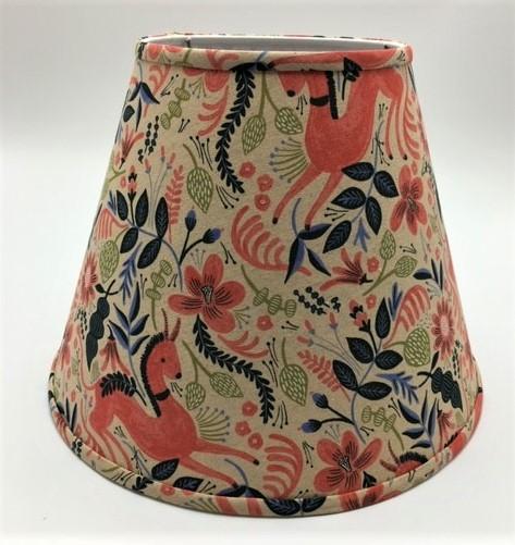 Empire Lampshade Custom Fabric