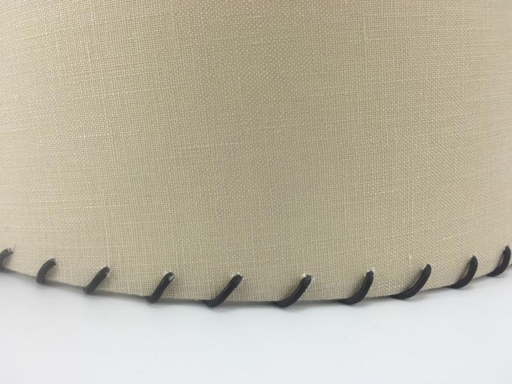 Leather Lacing Trim