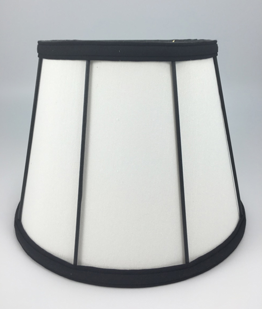 Side Outside Wire Lampshade