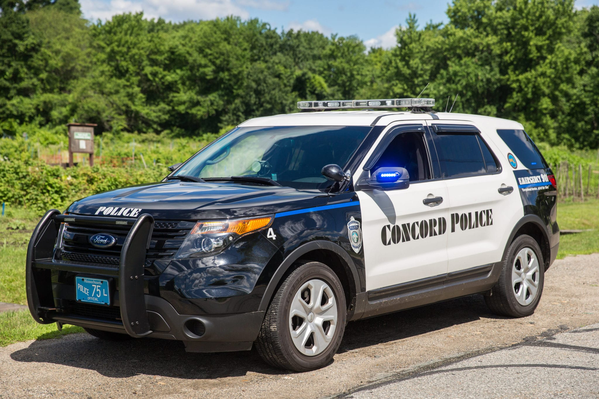 About Us - Concord Police Department