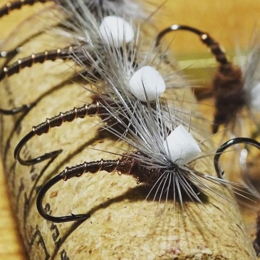 Emerger Tying Class: Saturday, February 9th 9am – 12pm and 1pm – 4pm