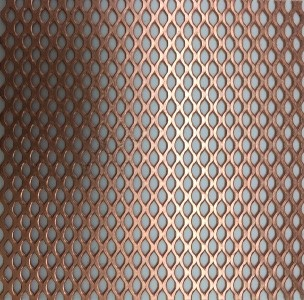 Perforated Copper Sheets Amp Expanded Copper Sheets In Stock