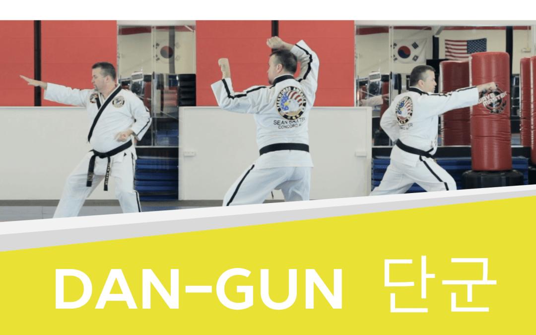 How to: Dan-Gun – Taekwondo Yellow Belt Form (with Video!)