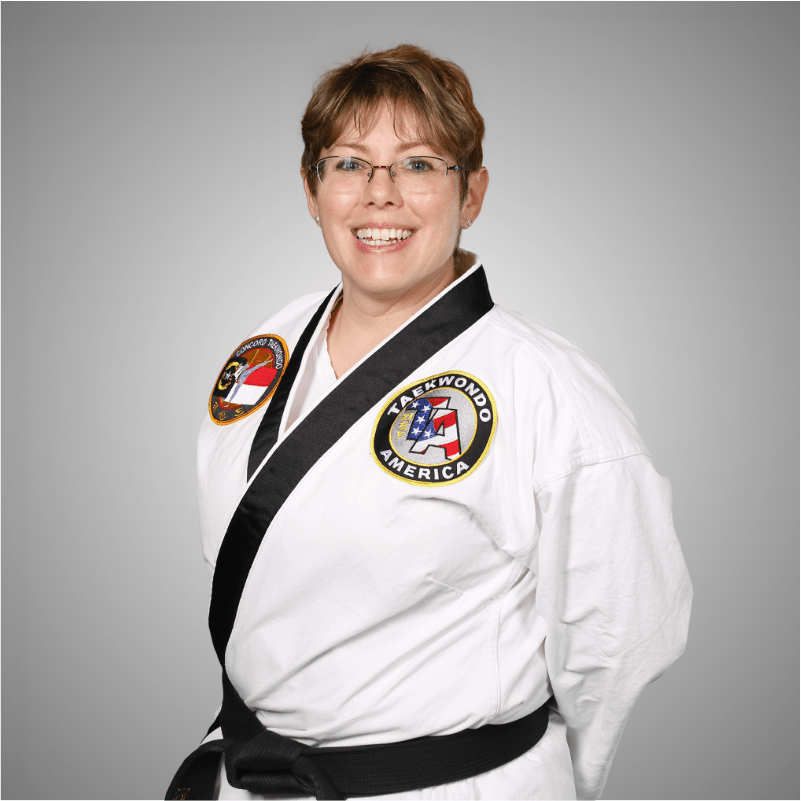 Jennifer Foster, Instructor at Concord Taekwondo America