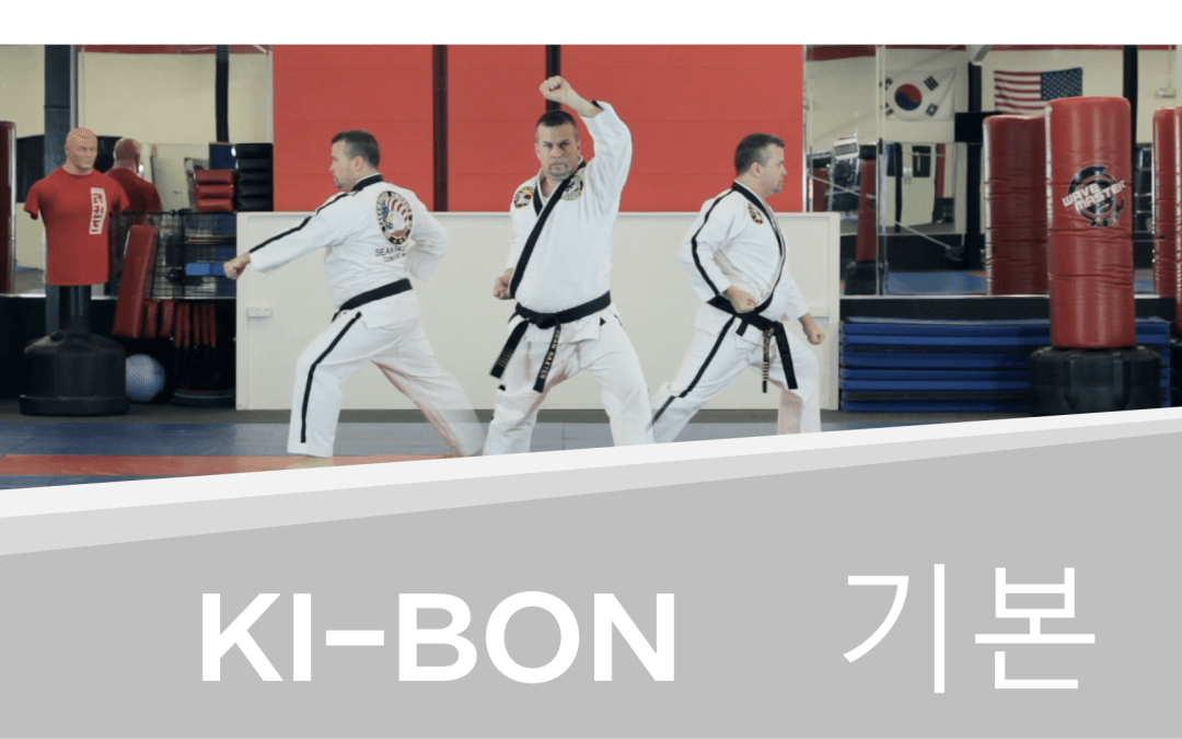 How to: Ki-Bon – Taekwondo White Belt Form (with Video!)