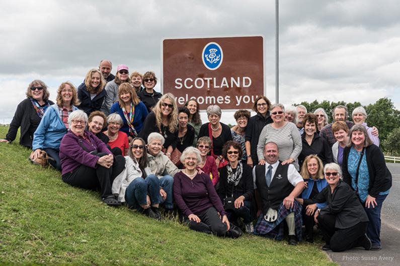 CWC Scotland Tour