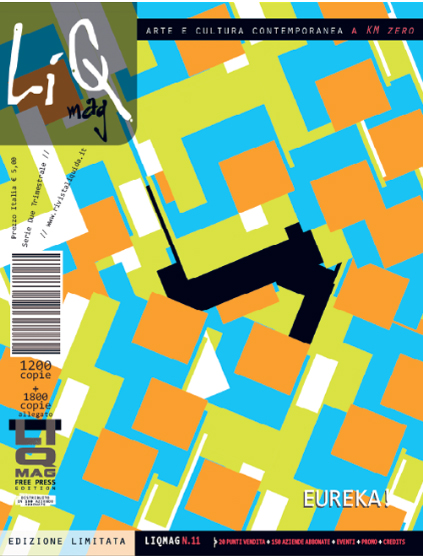 Cover LiQMag n.12 - Eureka!
