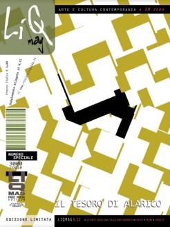 Cover - LiQMag n.12 - Il tesoro di Alarico