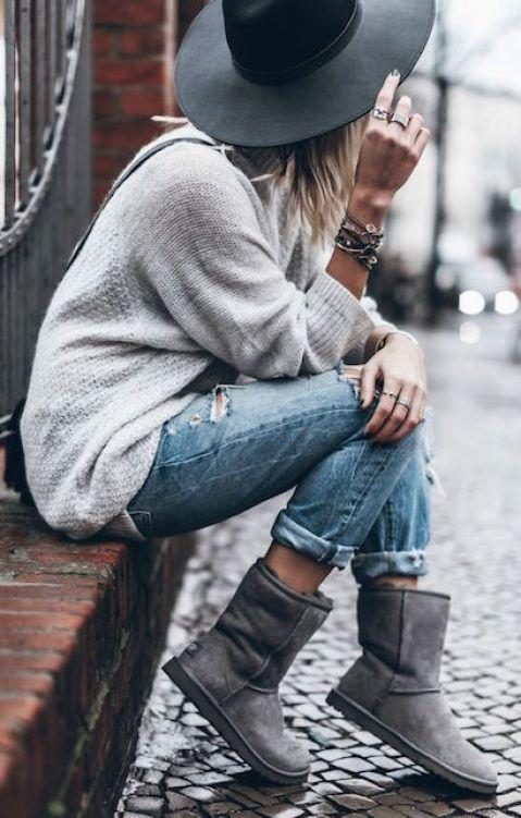 Stivali di pelo: come indossarli4