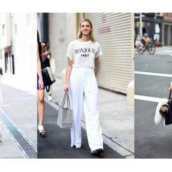 Come indossare il bianco: idee facili per abbinare il colore più estivo che c'è!