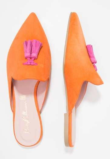 arancioni Pretty Ballerinas