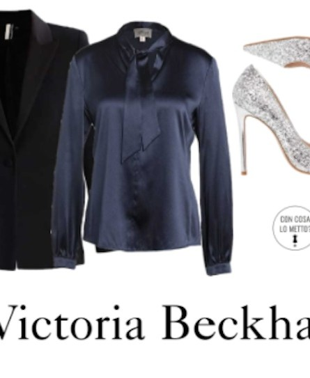Copia il look Victoria Beckham