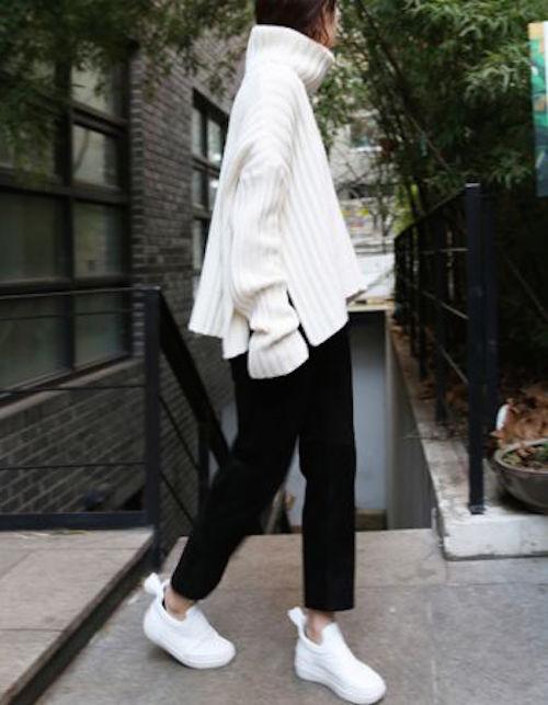 Maglie tricot: con cosa le metto?2