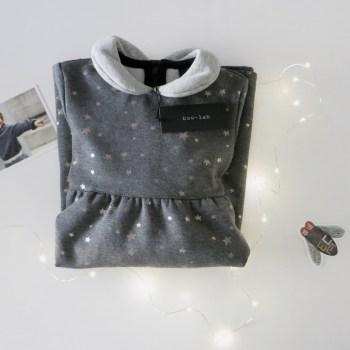 Boo Lab: l'abito in felpa a misura di bambino