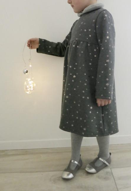 Boo Lab: l'abito in felpa a misura di bambino2