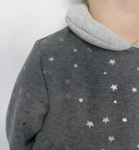 Boo Lab: l'abito in felpa a misura di bambino5