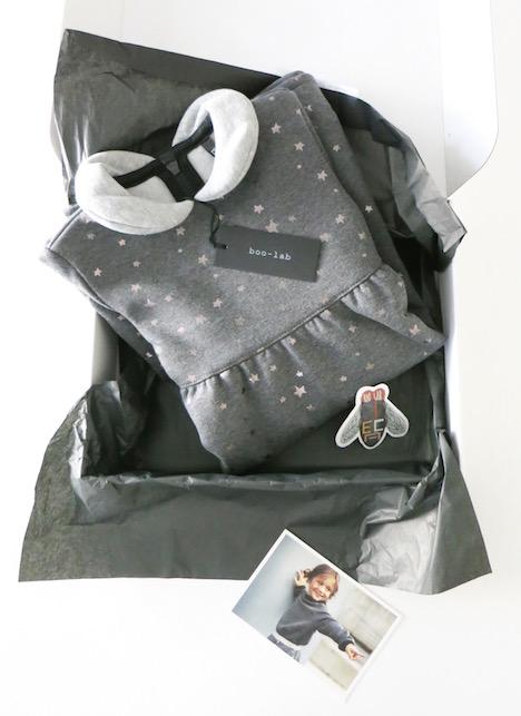 Boo Lab: l'abito in felpa a misura di bambino6